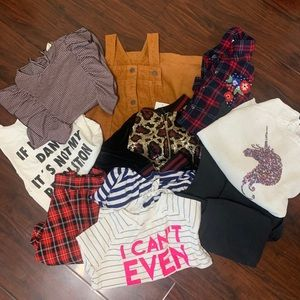 Súper package of clothes for girls 🙀